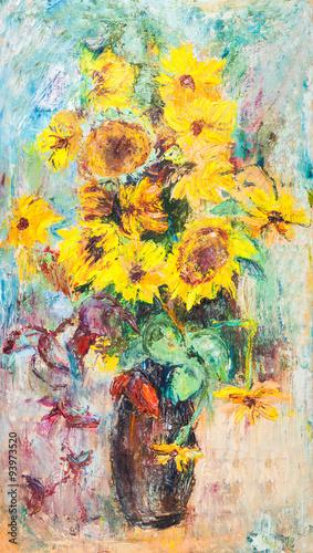 Sunflowers - 93973520