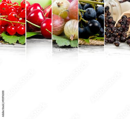 Berry mix © linda_vostrovska