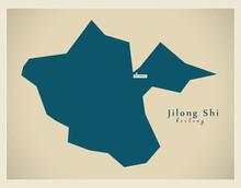 Modern Map - Jilong Shi TW