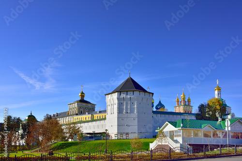 Spoed Foto op Canvas Bedehuis Sergiev Posad monastery, Russia