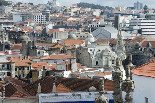 Fotobehang Algerije EUROPE PORTUGAL PORTO RIBEIRA OLD TOWN