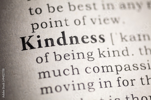Fotografia kindness