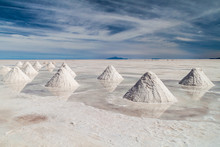 Hills Of Salt - Salt Extractio...
