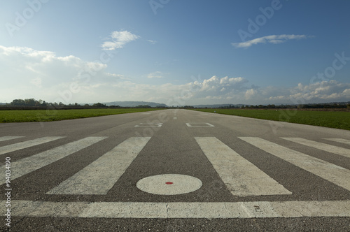 Canvas Prints Airport Airstrip