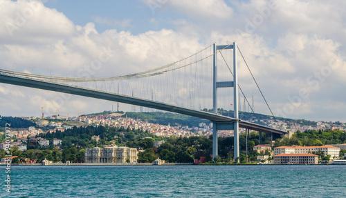 Fotografia  bosphorus bridge in istanbul.