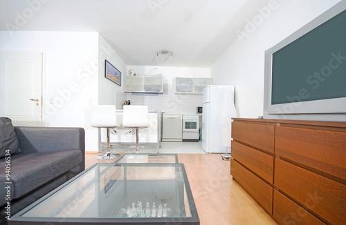 Fantastisch Moderne Einrichtung Eines Apartments