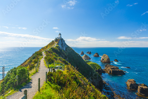 Canvas Prints New Zealand Nugget Point