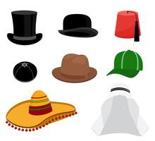 Traditional Hat Set