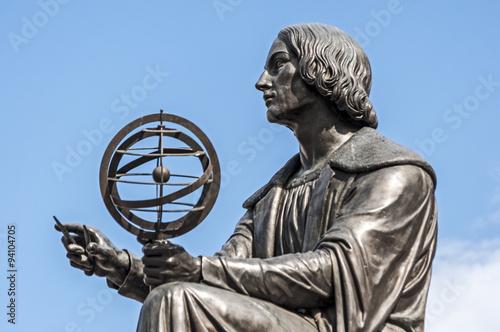 Photo Pomnik Mikołaja Kopernika w Warszawie