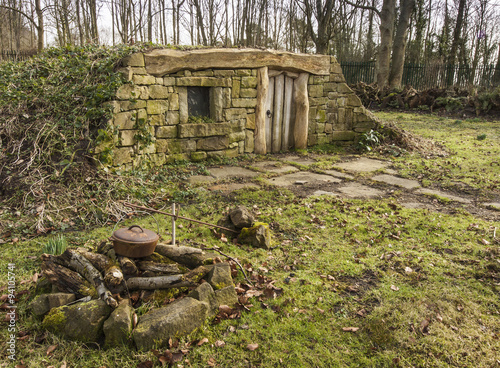 Photo  Hobbit Home with cooking facilities