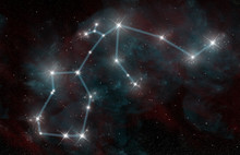 The Constellation Of Aquarius ...