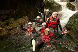 Authentic Canyoning Trip