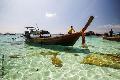 Fototapety, obrazy: Yang island, Koh Yang, Satun province Thailand
