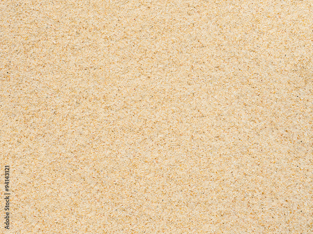 Fototapety, obrazy: rough yellow sand surface texture
