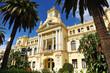 Ayuntamiento de Málaga, Costa del Sol, España