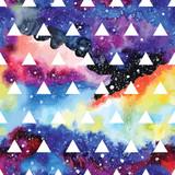 Galaxy seamless pattern. - 94146368