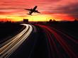 viajar por carretera o avion