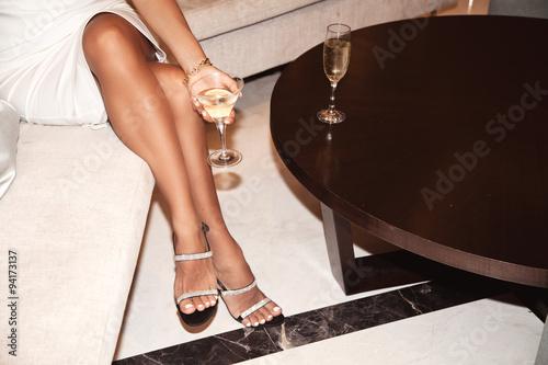 Fotografia  sexy women legs