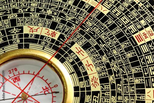 Plakat Chiński horoskop i astrologia