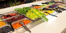Vegan Food Buffet