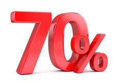 Seventy Percents Discount