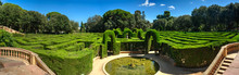 Panorama Of Labyrinth At Labyr...