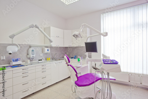 A Dental Clinic Interior Design Buy This Stock Photo And