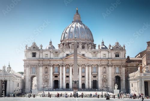 Fotobehang Monument St. Peter's Basilica