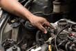 Mechanic hand