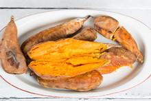 Sweet Potatoes Season
