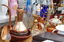 Decorative Objects Flea Market