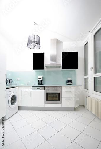 Moderne Küche  Einbauküche