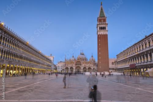 Foto op Plexiglas Venice San Marco square in Venice, Italy