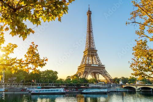 Fototapety, obrazy: Paris Eiffelturm Eiffeltower Tour Eiffel