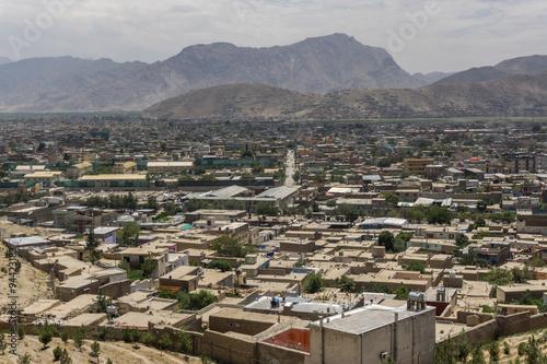Photo kabul city afghanistan