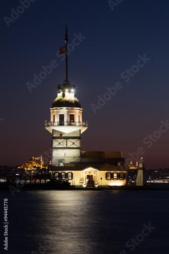 Photo  Maidens Tower
