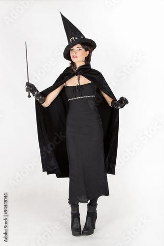 Naklejka premium czarownica