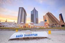 Atlantic City, New Jersey.