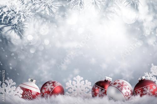 Fotografía  Decoración navideña