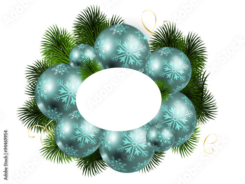 Frohe Weihnachten Rahmen.Frohe Weihnachten Rahmen Buy This Stock Illustration And