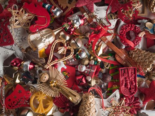 Valokuva  Christbaumschmuck, Weihnachten