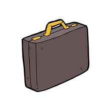 Cartoon Briefcase