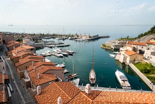 Fotografie, Obraz  little italian marina