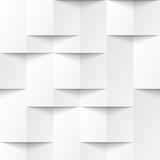 Biała bezszwowa geometryczna tekstura - 94514799