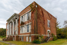 Old Abandoned High School