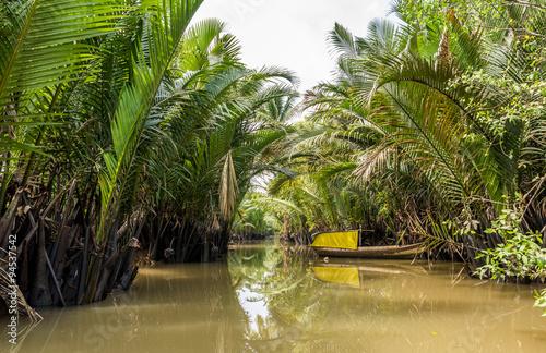 Foto  Mekong Delta in Vietnam