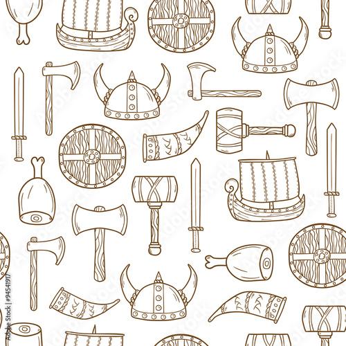 seamless-viking-background