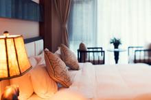 Night Scene In Hotel Room: Pre...