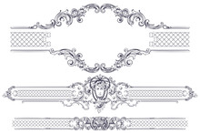 Luxury Vector Frame And Border...