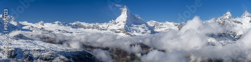 Photo  The Matterhorn Panorama
